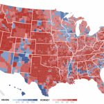 2012 Electoral Map: Barack Obama Wins | Political Maps Inside Red State Blue State Map 2012 Presidential Election