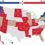 2016 Senate Election Interactive Map Inside State Legislature Map 2016