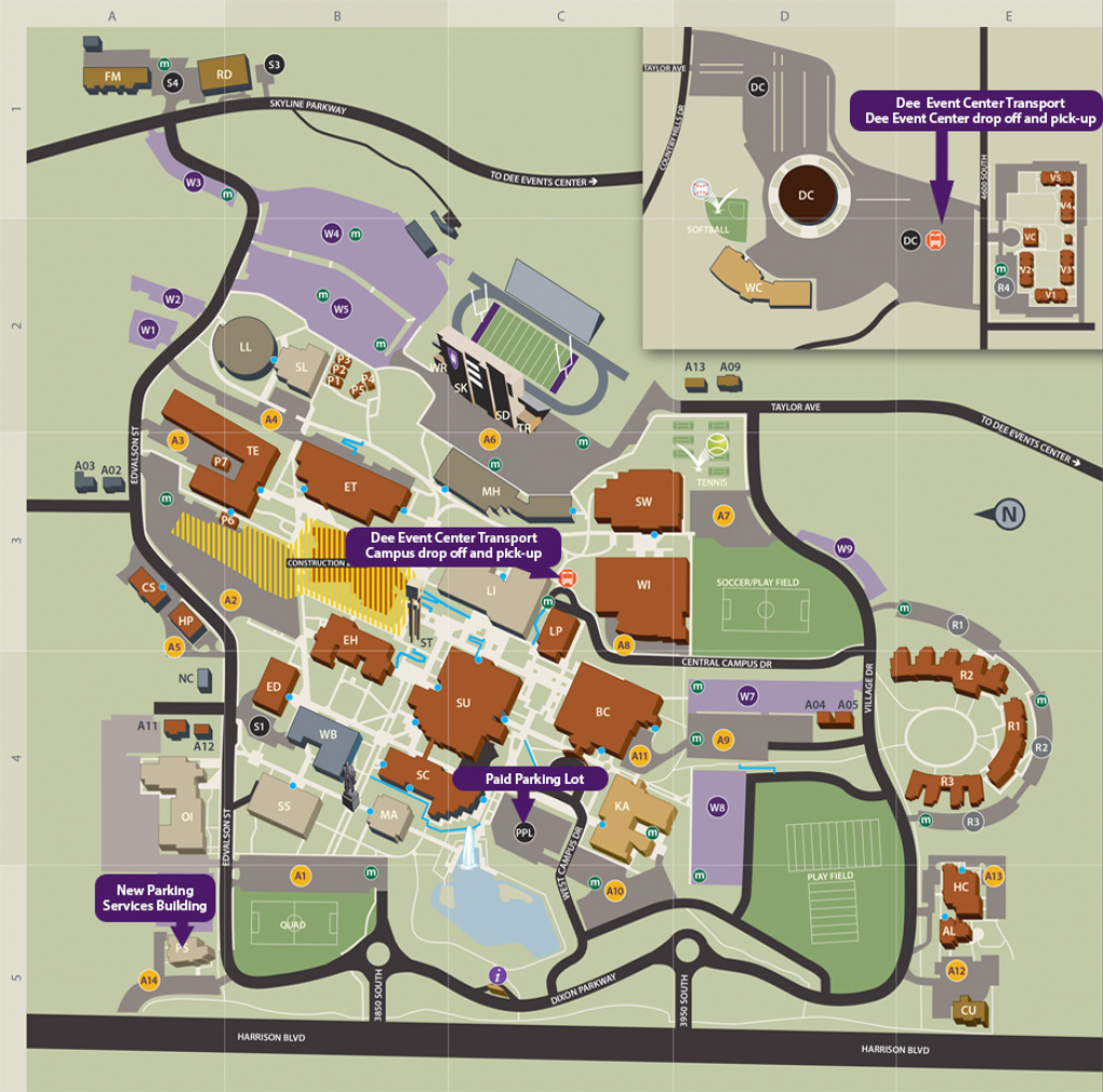2016 Utcfr Conference with regard to Weber State Map