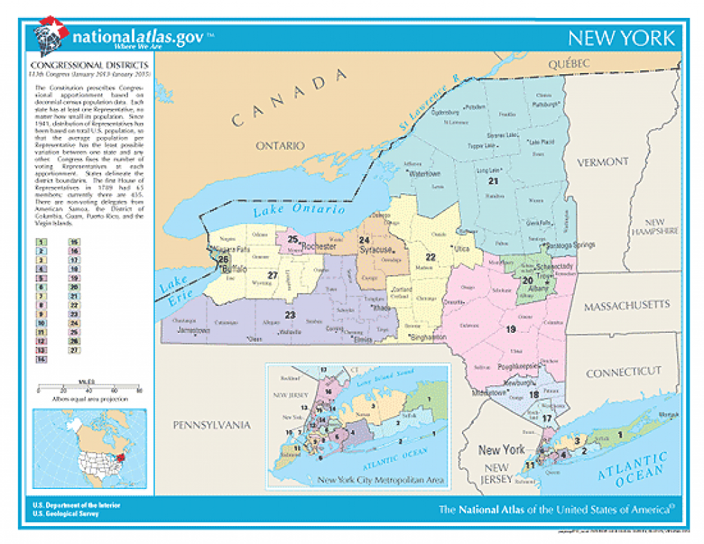 2018 New York Elections, Candidates, Races And Voting with regard to Ny State Representative District Map