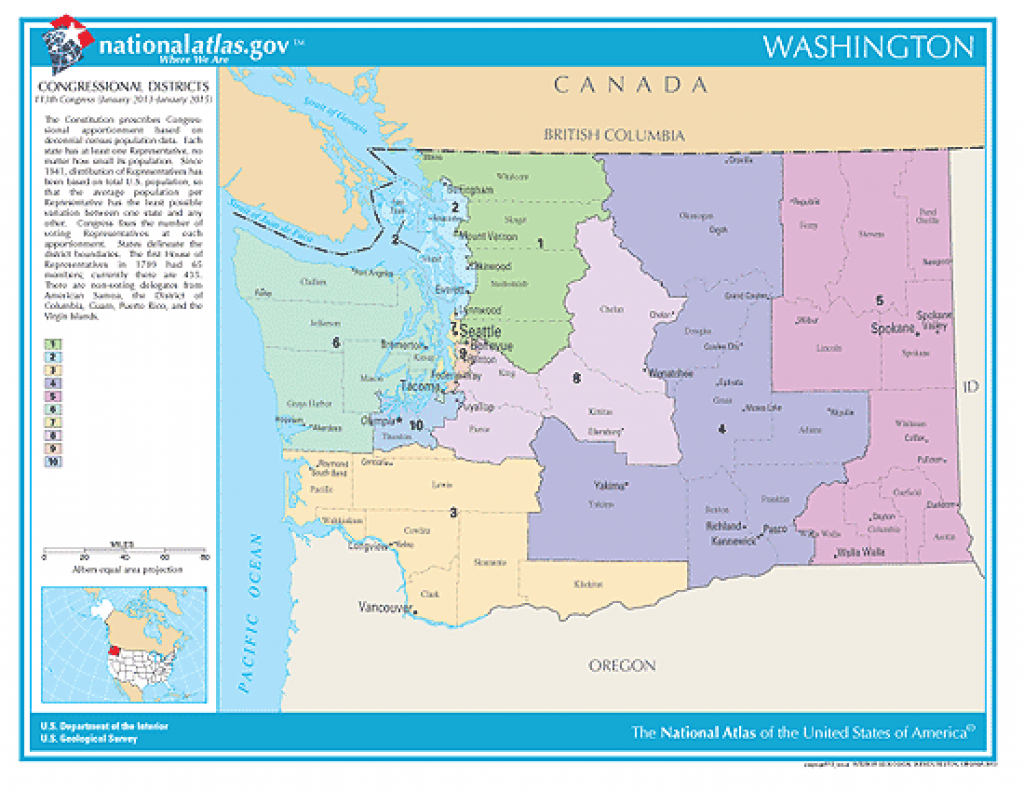 2018 Washington State Elections, Candidates, Races And Voting within Washington State House Of Representatives District Map