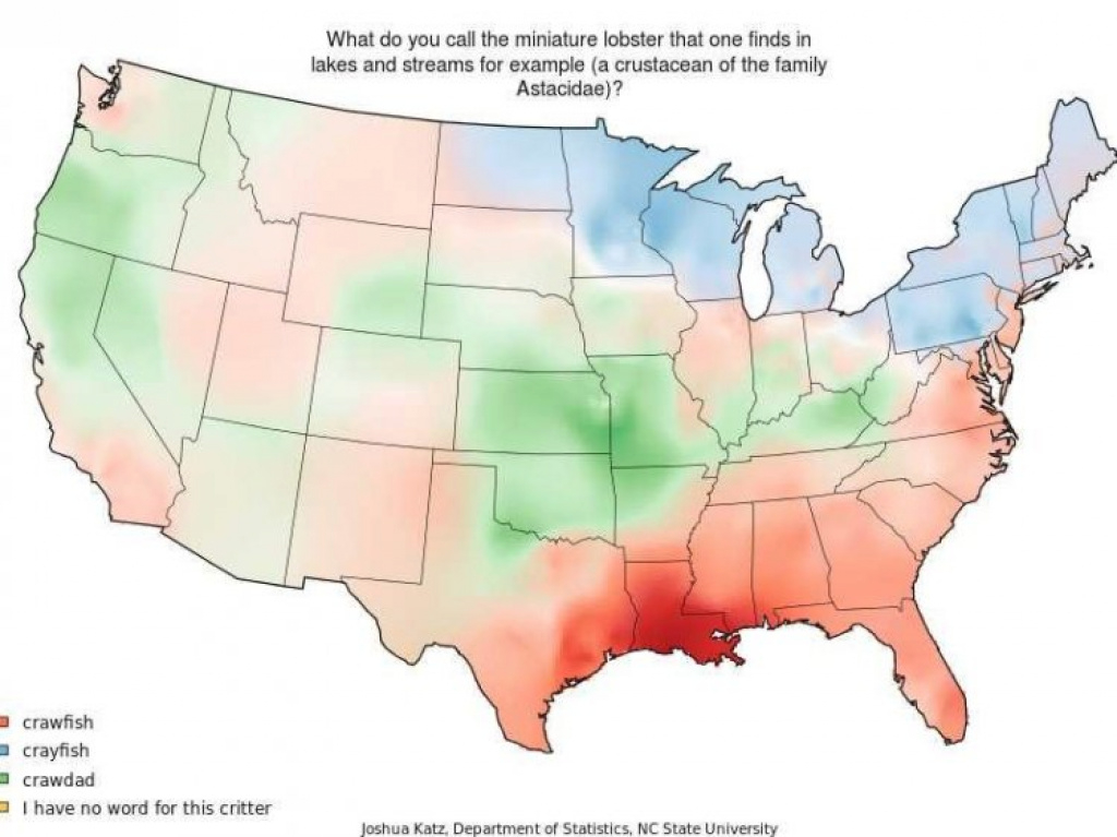 22 Maps Show Deepest Linguistic Conflicts In America - Business Insider inside United States Accent Map