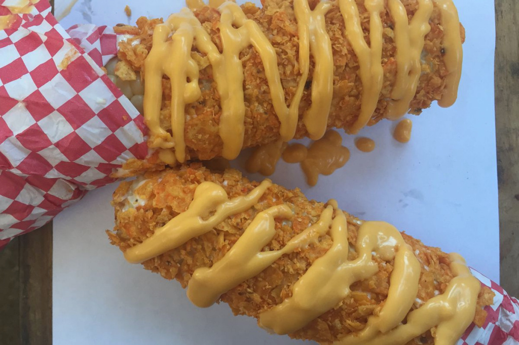 5 New Dishes That Go Way Too Far At The State Fair - Eater Twin Cities within Mn State Fair Food Map
