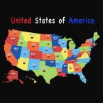 50 States Song For Kids/50 States And Capitals For Children/usa 50 For How To Learn The 50 States On A Map