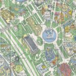 50 Years After The New York World's Fair, Recalling A Vision Of The Intended For New York State Fairgrounds Map