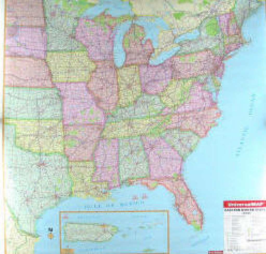A Map Of The Eastern United States And Travel Information | Download with regard to Map Of Eastern United States With Cities