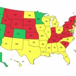 A Map Of Where Weed Is Legal In The Usa | Viva Lifestyle & Travel In Legal States For Weed Map