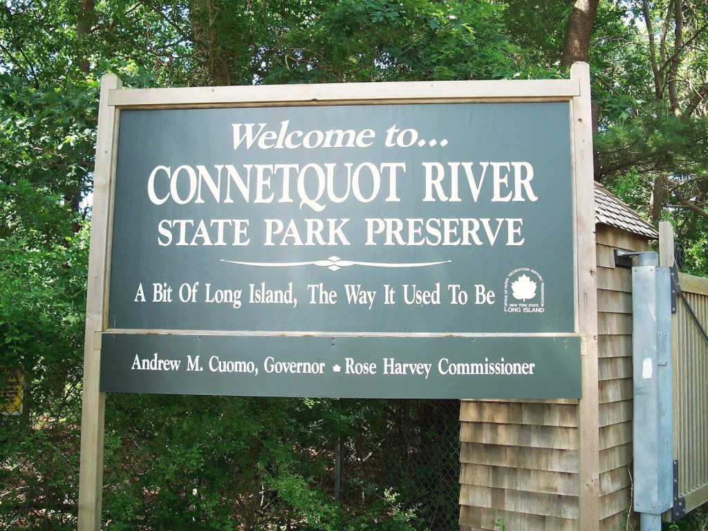 A Mike Who Likes To Hike within Connetquot State Park Trail Map
