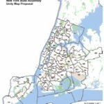 Aaldef With New York State Assembly District Map