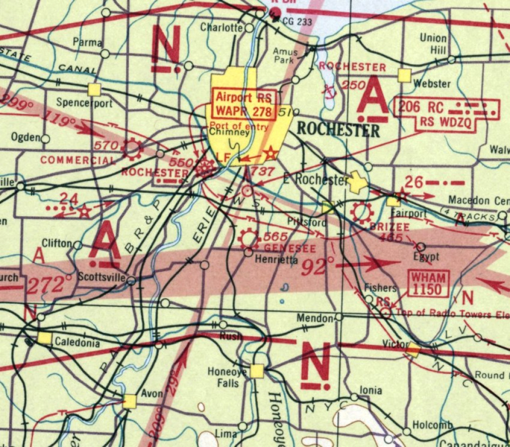 Abandoned & Little-Known Airfields: New York State: Rochester Area intended for New York State Airports Map