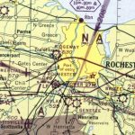 Abandoned & Little Known Airfields: New York State: Rochester Area Regarding New York State Airports Map