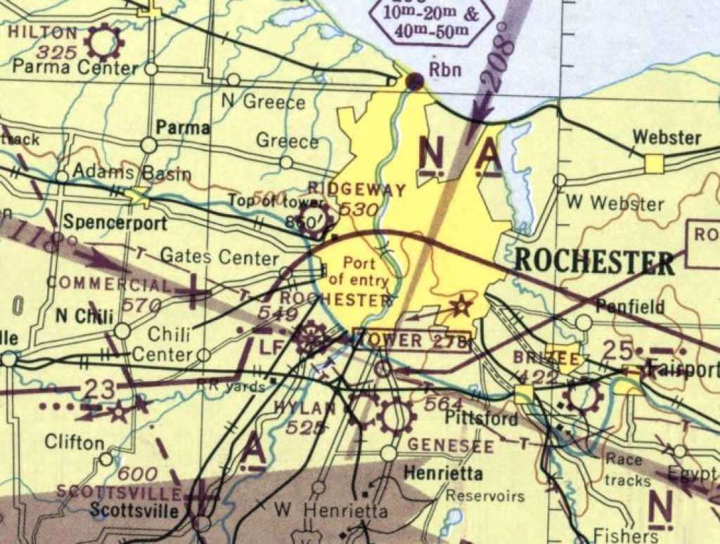 Abandoned & Little-Known Airfields: New York State: Rochester Area regarding New York State Airports Map