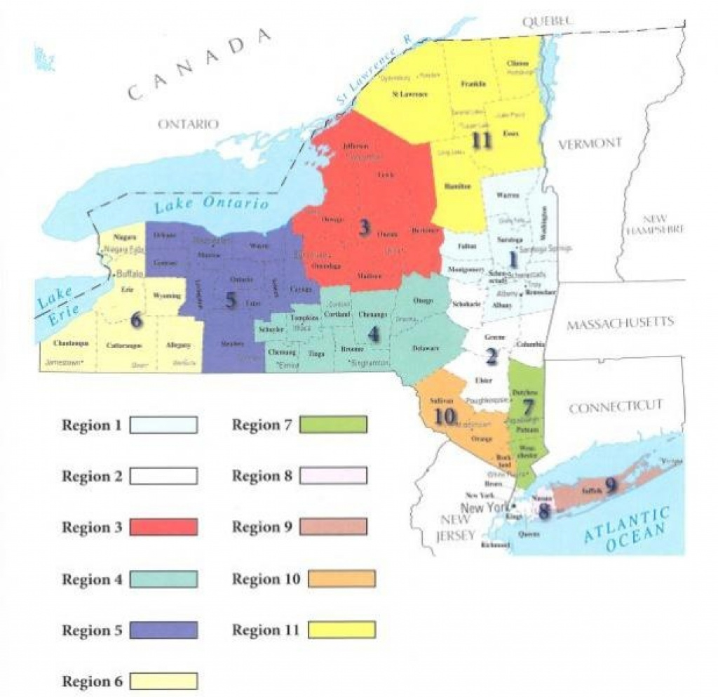 Afdsny Regional Map - Association Of Fire Districts Of The State Of within New York State Fire District Map