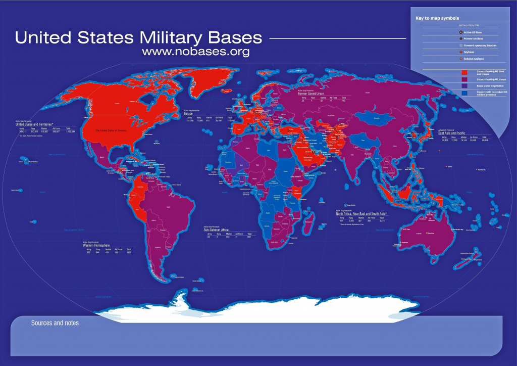 Air Force Bases United States Map Refrence Us Military Bases Germany within Military Bases United States Map