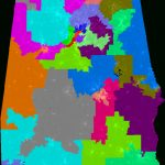 Alabama Senate Redistricting Pertaining To Alaska State Senate District Map