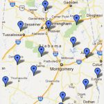 Alabama State Parks Host Notable Wi Fi Network : Woodall's In Wisconsin State Campgrounds Map