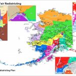 Alaska Senate District Map 2016 | Roaaar Intended For Alaska State Senate District Map