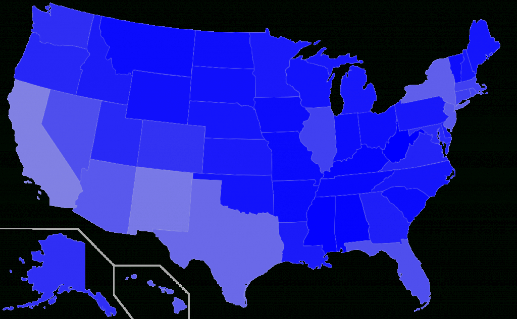 American English - Wikipedia inside United States Accent Map