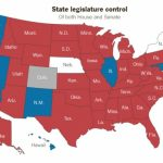 Apocalypse For The Left: A Gop Constitutional Convention? For Convention Of States Map