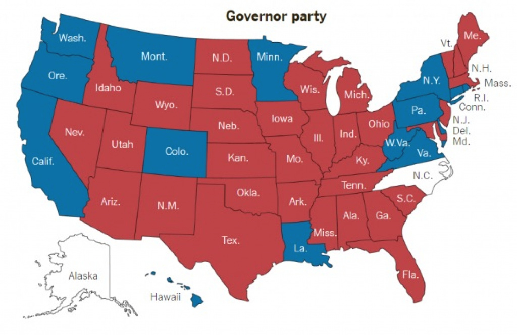 Apocalypse For The Left: A Gop Constitutional Convention? in Convention Of States Map