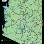 Arizona State Parks: Map With Regard To State Park Map