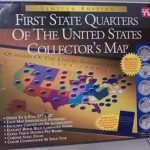 As Seen On Tv Products First State Quarters Collectors Map Within State Series Quarters Collector Map