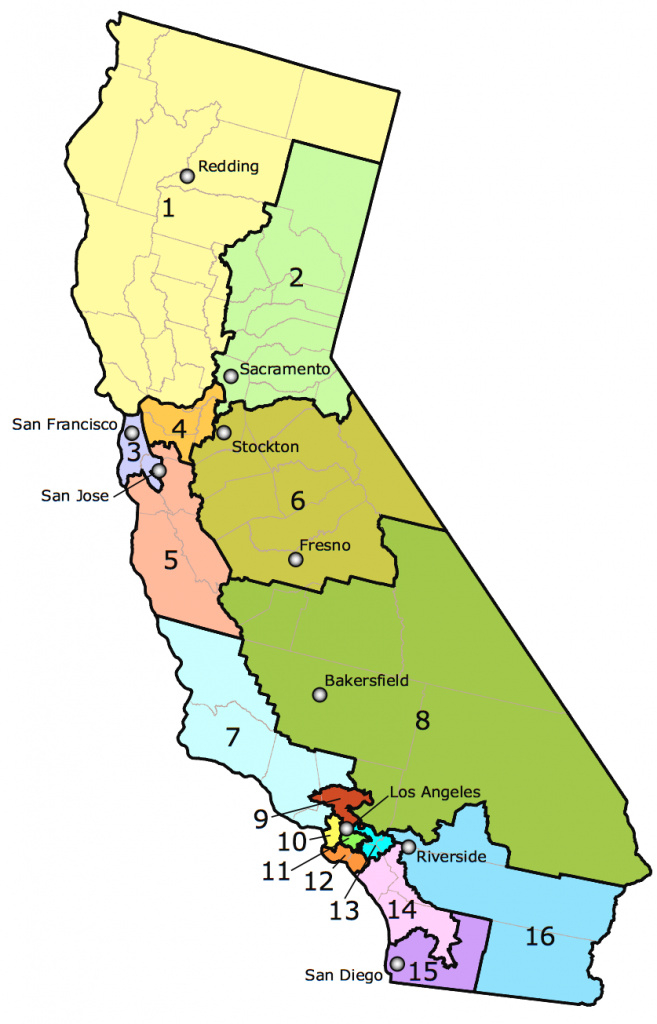 Assembly Photo Gallery In Website California State Assembly District intended for California State Assembly Map