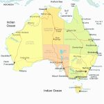 Australia Main Cities Map   Mercnet Inside Map Of Australia With States And Major Cities