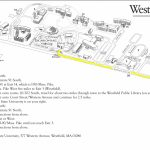 Avenue Q Tickets & Information | Westfield State University With Westfield State Map
