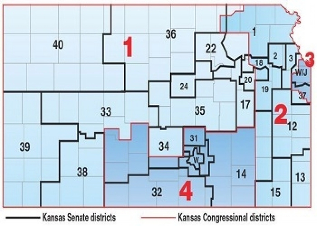 Bartlesville Radio » News » Southeast Kansas State Senate Debate Set with regard to Kansas State Senate Map
