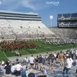 Beaver Stadium Seating Chart & Map | Seatgeek Intended For Penn State Football Stadium Seating Map With Rows