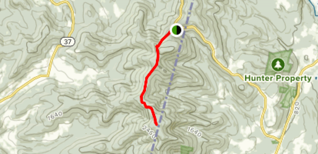 Berlin Mountain Trail - New York | Alltrails throughout Taconic State Park Trail Map