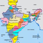 Best Photos Of India Map With States Name – India Map With States with regard to India Map With States Name In Hindi