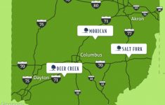 Best Photos Of Map Of Ohio State Parks – Ohio State Parks Map, Ohio regarding Ohio State Parks Map
