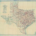 Best Photos Of Texas Highway Map   Texas State Highway Map, Texas Within Texas State Highway Map