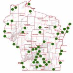 Best Photos Of Wisconsin State Campgrounds Map   Wisconsin State With Regard To Wisconsin State Campgrounds Map