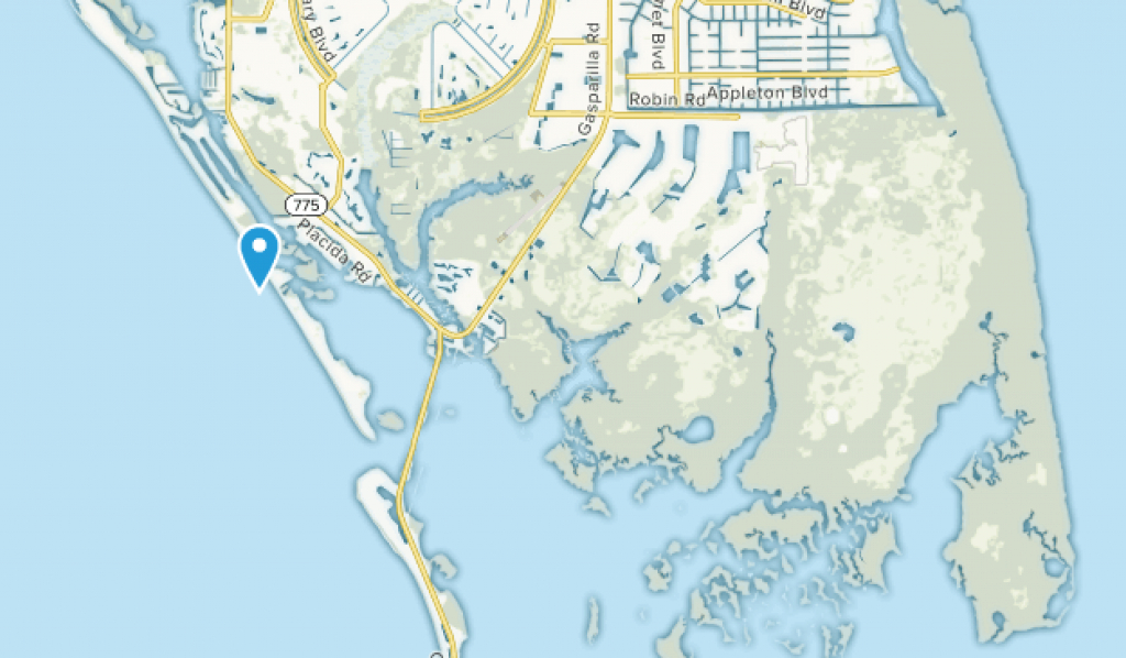 Best Trails In Charlotte Harbor Preserve State Park - Florida with regard to Charlotte Harbor Preserve State Park Trail Map