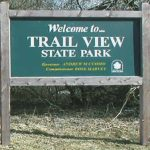 Bethpage Bikeway Throughout Trailview State Park Trail Map