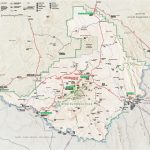Big Bend National Park Map   Big Bend National Park Tx • Mappery Throughout Big Bend State Park Map