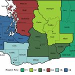 Big Game Harvest Reports | Northwest Indian Fisheries Commission With Regard To Washington State Tribes Map