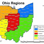 Biop #2: The : The University Of Akron Pertaining To Map Of Ohio And Surrounding States
