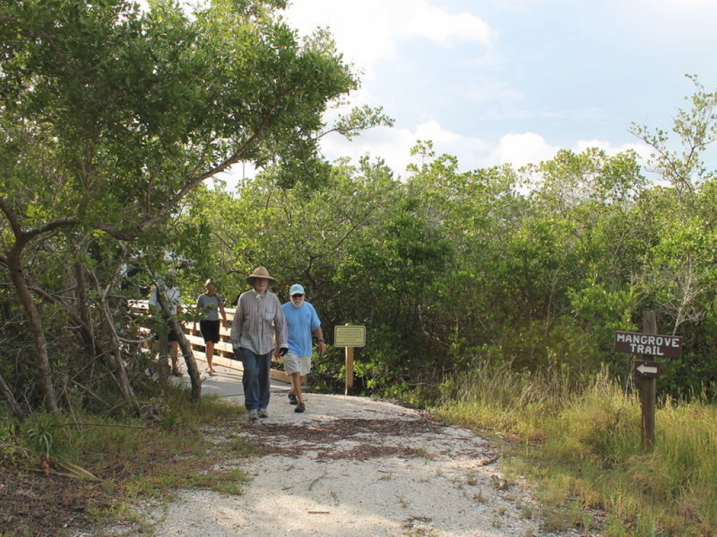 Birding In Charlotte County - Charlotte Harbor pertaining to Charlotte Harbor Preserve State Park Trail Map