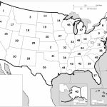 Blank Black And White Us Map Us Map With States Pdf Usmap Valid Intended For 50 States Map Pdf
