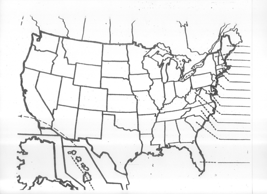 Blank Us States Map Test Inspirationa United States Map Puzzle for Us State Map Test