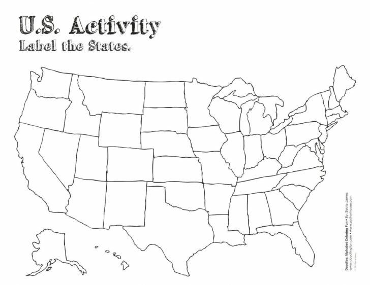 Us State Map Test