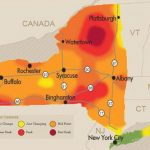Bright, Beautiful Fall Colors Spreading Across New York State In New York State Foliage Map
