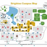 Brighton Campus | About Mcc | Monroe Community College Throughout Buffalo State College Parking Map