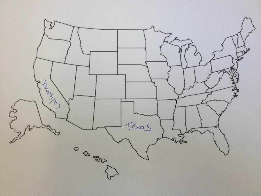 Brits Fail To Fill Out Map Of The United States | Someecards Geography within Map Of The United States That You Can Fill In