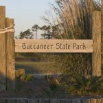 Buccaneer State Park, A Mississippi State Park Located Near Bay Intended For Buccaneer State Park Campground Map