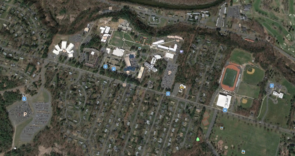 Buildings And Campus Map | Westfield State University regarding Westfield State Map